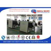 CE Marks Color Image Luggage X Ray Machines Subway Hotels Security X Ray Scanner