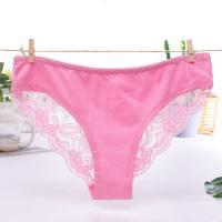 Low Price Sexy Lace Transparent Ladies Underwear Panties
