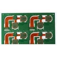 Multilayer Rigid Flex PCB Design Impedance Controlled 1.6Mm Pcb Board