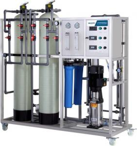 China Anti Corrosive 1000lph RO Water Treatment Equipment on sale