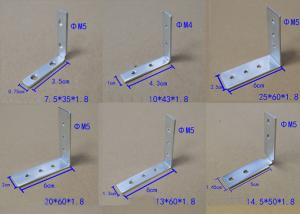 China Corner Fixing Set, Iron, for Vertical Top Profiles and Drawer Profiles Jointed Truss Bracket on sale
