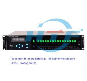 China HTFuture C-Band Er-Yb co-doped Optical Fiber Amplifier EDFA YEDFA Rackmount 38dBm 6W on sale