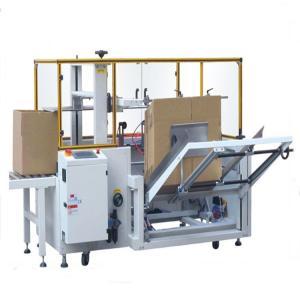 China Box Carton forming machine carton case packer on sale