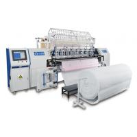 China 3 Phase Comfort Lock Stitch Quilting Machine With Panasonic Servo Motor System on sale
