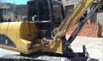 5T weight Used Crawler Excavator Caterpillar 305.5  with Original Paint