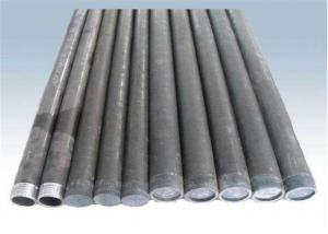 China Aw Bw Nw Hw Wireline Drill Rods , Core Drill Pipe For Mining Exploration Drilling on sale