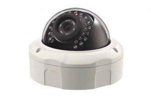China Vandal-proof Day and Night Dome 1080P HD IP Cameras – Low Lux , 4mm Lens CMOS on sale
