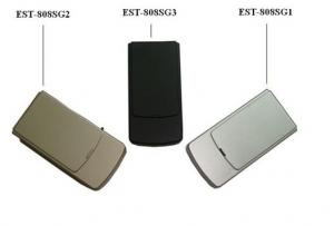China 6W 3 Band Mini Portable GPS Signal Jammer EST-808SG For Service Station on sale