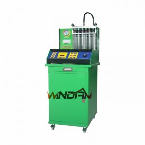 China Fuel Tank Capacity 2.4L Fuel Injector Cleaning Machine , Auto Repair Equipment on sale