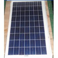Anti Humidity Custom Building Solar Panel High Transparent Tempered Glass 135W