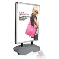 Outdoor Portable Sidewalk poster stand