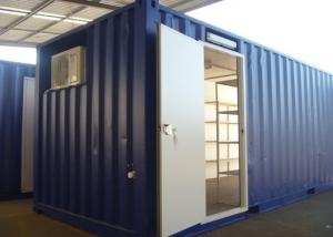 Quality Steel 20 Foot Shipping Container For Mining Office Building Ready  Made House For Sale ...