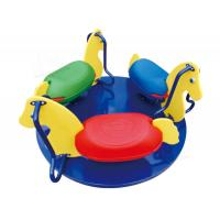 Mini Merry - Go - Round Playground Spring Rider , Spring Playground Equipment Customized