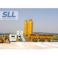 JS1500 Concrete Mixer Concrete Batching Systems Low Noise Integrated Design