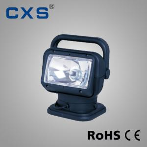 China HID 35w Industrial Pendant Lights Remote Control Car Searchlight on sale
