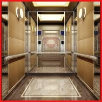 China Large Load Passenger Lift Elevator For Apartment / Villa / Private House , Traction Ratio 2/1 on sale