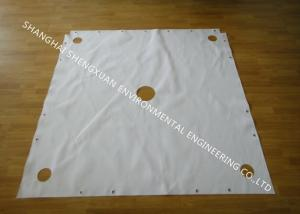 China Chemical Industry Filter Press Fabric Plain Weave For Solid - Gas Separation Equipment on sale