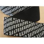 O Webbing tecido colorido do algodão prende com correias Eco lavável preto amigável
