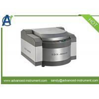 Energy Dispersive X-ray Fluorescence Metal Elements Analysis Spectrometer