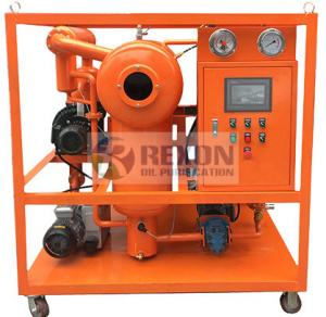 China 3000LPH Vacuum Transformer Oil Filtration Machine for Both New and Used Transformer Oil Purification supplier