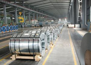 China OEM Size Zero Spangle Q195 STK500 Galvanized Sheet Metal Rolls on sale