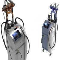 Skin Rejuvenation IPL Rf Nd Yag Laser Multi Function Devices With 10.4 Inch Touch Display