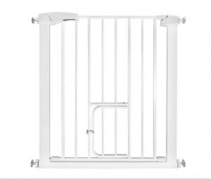 China New Children's Fence Baby Room Slam Gate Child Safety Gate Fence Quick and Easy Installation on sale