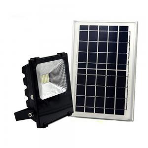 China Energy Saving LED Garden Flood Lights With Polycrystalline Solar Panel 50W on sale