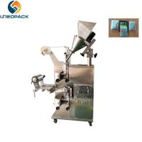 UMEOPACK China low price small vertical used tea powder sachet bag packing machine for small business