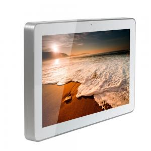 China Indoor Capacitive All In One PC Touch Screen Advertising Player For Shopping Malls on sale