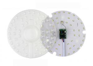 China 12W LED Panel Light PCB Board , LED Driver PCB Board With LED Light Source Driver on sale