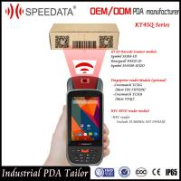 4G Rugged Android 5.1 Portable Data Collector PDA with Handheld Barcode Scanner