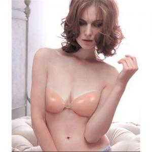 b1cf8f24e2c hot Strapless Backless Self-Adhesive Silicone Bra Size ABCD for sale ...