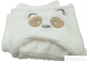 China Toallas encapuchadas del bebé de encargo precioso para el algodón puro los 75*75cm de los niños on sale