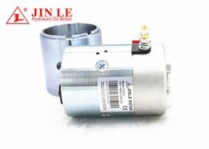 China 2.2 KW Hydraulic DC Motor , Slot Shaft 2700RPM 28A Dc Motor For Electric Car on sale
