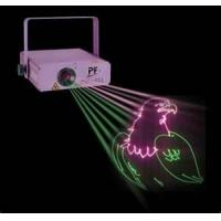 China 700mW Cyan Double AUTO 7 channels Laser disco laser lighting for Bars, Pubs on sale
