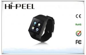 China 1.54inch Touch Screen Android Wrist Watch Mobile Phone Dual Core Watch Phone With Camera on sale