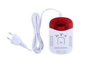 China Natural Gas Sensor Alarm With Driving Valve Function , Multi Gas Detector on sale