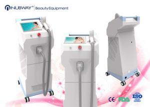 China Nubway 808nm diode laser / 808 diode laser hair removal / 808 laser diode epilation, permanent hair removal laser 808nm on sale