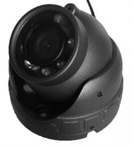 China Industrial Metal Mini IR Dome Camera 700TVL , 2.8mm Wide Viewing Angle Lens on sale
