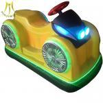 Hansel wholesale entertainment kids electric car plastic body large bumper car