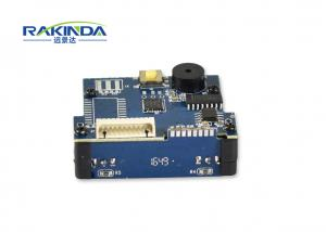 China Intelligent Lockers Blue Barcode Scanner Module With Linear CCD Sensor on sale