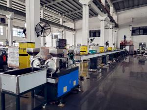 China New Design EVA Hot Melt Adhesive Glue Stick Rod  Pellets Making Machine on sale