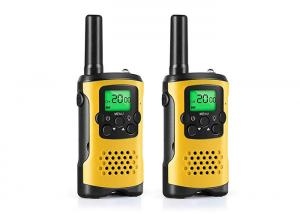 China Lightweight Long Range PMR Radio For Kids , Rechargeable UHF Two Way Radios on sale