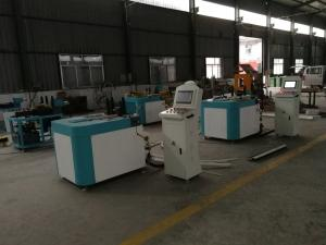 China CNC Roll Bending Machine for Aluminum Window / Bus Window Frame Forming Machine on sale