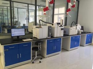 China Panel Reagent Shelf Wood Lab Furniture / School Science Laboratory Furniture on sale