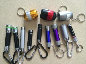 China OEM Mini Emergency Aluminium Led Flashlight Torch Keychain For Climbing Usage ,Many Design Available on sale