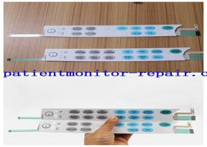 China GE B30 Patient Monitor Silicon Keypres PN 2039786-001B1CN Button Sticker M1002328EN Patient Button Panel on sale