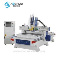 Vertical Engraving CNC Metal Cutting Machines For Wood Aluminum Industry