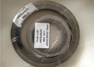 China ASME B16.20 B16.21 S31803 DUPLEX 2205 Spiral wound gaskets 3mm thickness on sale